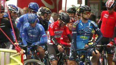 Le Tour de Wallonie cycliste a signé son retour à Bruxelles, au grand bonheur des fans