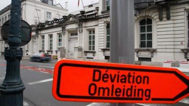 Touring se plaint des routes rétrécies ou supprimées à Bruxelles : «Il faut que des alternatives existent»