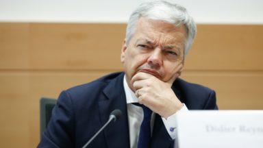 Kazakhgate : vifs échanges à la Commission, Didier Reynders dément tout lien avec les personnes en rapport avec le dossier