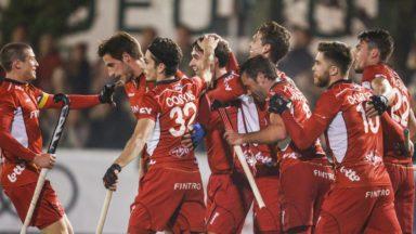 Hockey Pro League : les Red Lions devront battre l'Australie pour décrocher un nouveau trophée