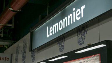 La Stib désactive provisoirement le réseau wifi gratuit dans la station de métro Lemonnier après la violente bagarre de vendredi