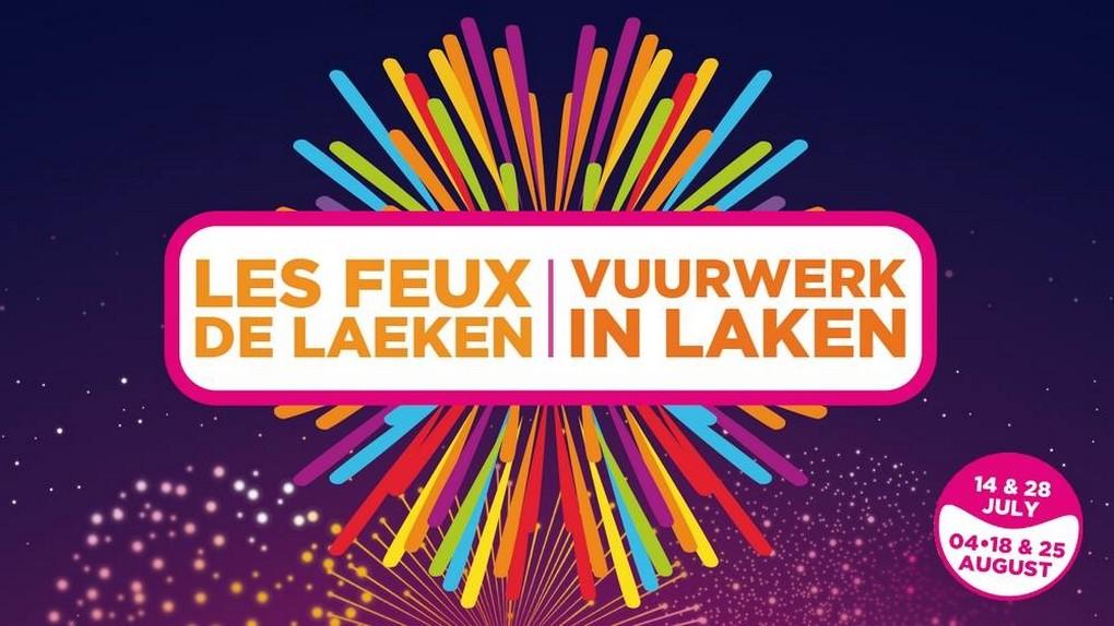 Les Feux de Laeken - Affiche
