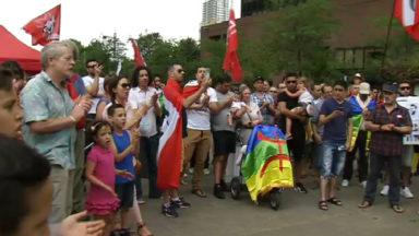 Manifestation samedi à Bruxelles en soutien du mouvement de contestation au Maroc