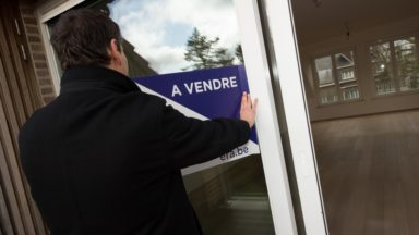 Le prix moyen d'un appartement ou d'une maison continue d'augmenter à Bruxelles