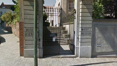 Ixelles : une pétition contre le projet du Parlement européen à la maison du peintre Wiertz