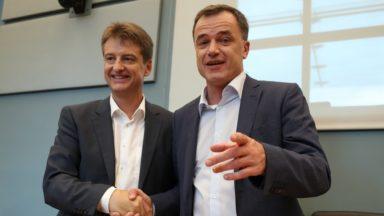 cdH et MR présentent le programme du nouveau gouvernement wallon : quid à Bruxelles ?