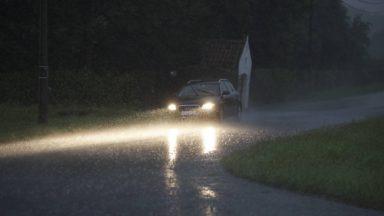 Météo : de la pluie, du vent et un risque d'orage ce mercredi