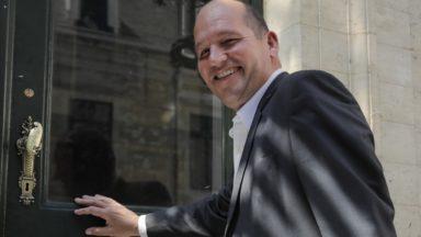 Philippe Close, le nouveau bourgmestre de Bruxelles, suivra mais ne portera pas le 709e Meyboom