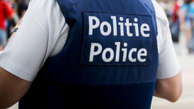Suspension du policier qui avait renversé deux personnes à Schaerbeek
