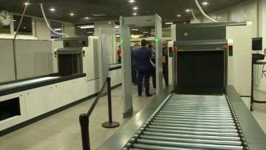 Des scanners et détecteurs de métaux installés à Bruxelles-Midi pour les voyages internationaux