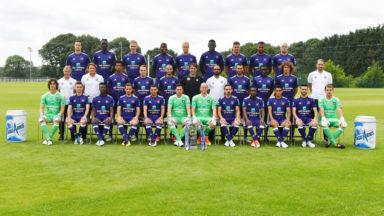 Le RSC Anderlecht révèle son nouveau maillot et le prêt d'Acheampong en Chine