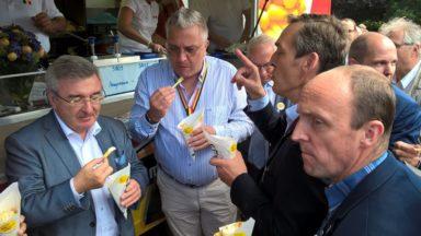 La culture du fritkot officiellement reconnue au patrimoine immatériel de la Belgique