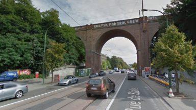 La commune d'Uccle s'oppose au réaménagement du pont ferroviaire de la rue de Stalle
