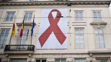 Le nombre de nouveaux cas de VIH a baissé de près de 10% en Belgique en 2016