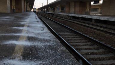 Plus de train ce vendredi matin entre Ottignies et Bruxelles : des bus de remplacement prévus