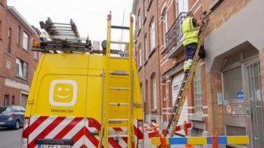 Telenet lance des travaux de grande ampleur sur son réseau bruxellois