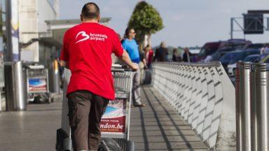 Les syndicats veulent que l'inspection du travail se rende à Brussels Airport