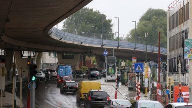 La démolition du viaduc Herrmann-Debroux actée par le gouvernement bruxellois