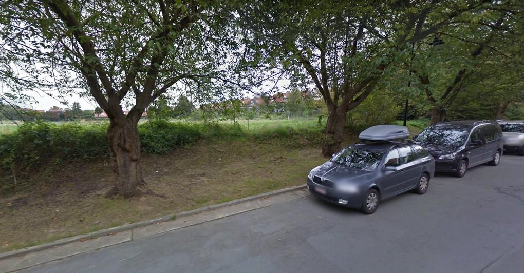 Watermael-Boitsfort - Ferme du Chant des Cailles - Google Street View