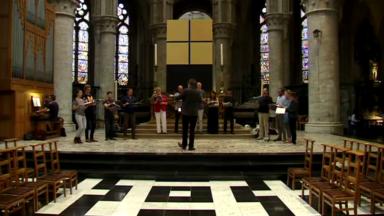 Le festival Ars in Cathedrali débute ce mardi à la cathédrale Saints Michel et Gudule