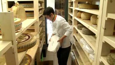 Un bar à fromage ouvre ses portes à Bruxelles