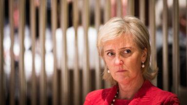 Fête nationale: la princesse Astrid fêtera la Belgique sur des béquilles