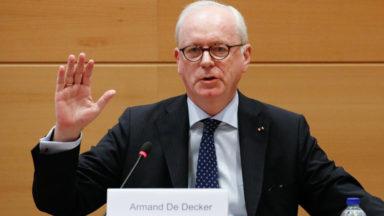 Uccle : Armand De Decker renonce à son salaire de bourgmestre