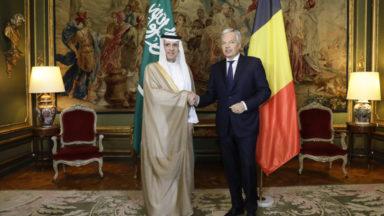 Reynders suggère l'envoi d'une délégation à Ryad pour évoquer l'implication saoudienne dans les attentats de Bruxelles