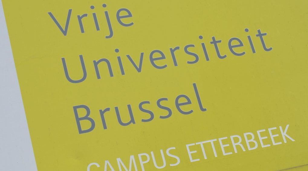 20120404 - BRUSSELS, BELGIUM: Illustration picture shows the Vrije Universiteit Brussel - VUB university in Brussels, Wednesday 04 April 2012. BELGA PHOTO BENOIT DOPPAGNE