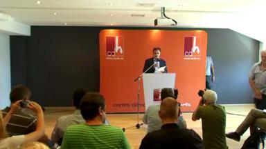 Crise politique: un mois après l'annonce de Benoît Lutgen, le bilan à Bruxelles
