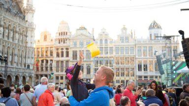 Fête de la communauté flamande: Brussel Danst s'installe sur la Grand-Place
