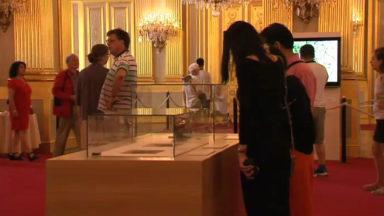 Le Palais royal accueille l'exposition Ciel!