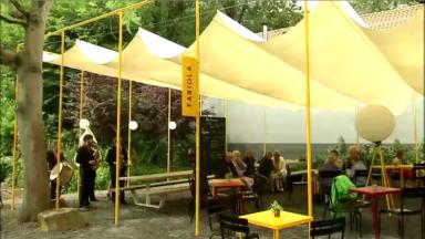 Jette: ouverture de la guinguette «Fabiola» dans le parc Roi Baudouin