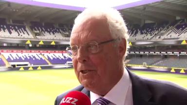 Football: Roger Vanden Stock, président d'Anderlecht, veut consolider la place de son club en Europe