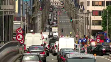 Le gouvernement bruxellois s'endette pour investir dans la mobilité