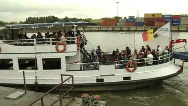 Bruxelles les bains: le waterbus doublera à nouveau sa fréquence dimanche