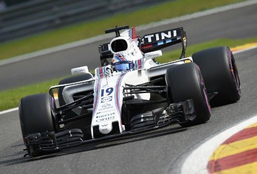 F1 - Gros accident pour Massa à Spa [vidéo]