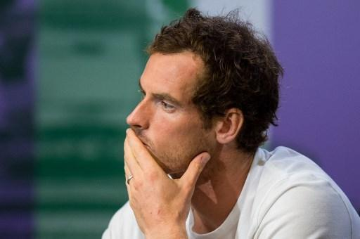 Forfait du N.2 mondial Andy Murray — US Open