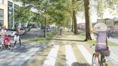 Avenue du Port : le permis d'urbanisme a été octroyé par la Région bruxelloise