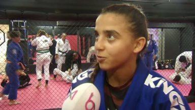Ju-jitsu : Amal Amjahid championne du monde pour la 7e fois malgré une blessure