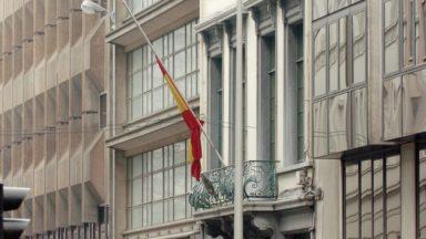 Attentats en Catalogne : un registre de condoléances est ouvert à l'hôtel de Ville de Bruxelles