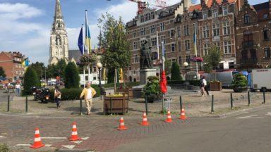 Anderlecht : la place de la Vaillance et ses environs désormais interdits aux voitures