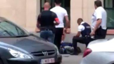Bruxelles : voici ce que l'on sait de l'homme qui a attaqué les militaires