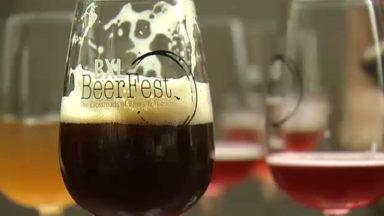 Plus de 400 bières artisanales à l'honneur ce week-end à Tour & Taxis
