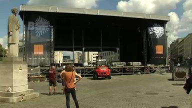 Le Brussels Summer Festival ouvre sa 16e édition ce dimanche
