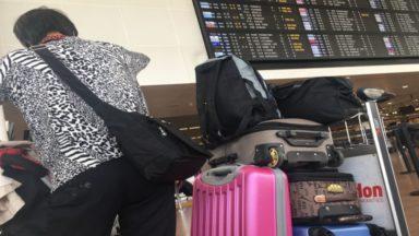 Brussels Airport: plusieurs vols retardés suite à une grève surprise des bagagistes de Swissport