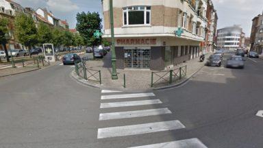 Molenbeek: un motard grièvement blessé après une collision avec une voiture