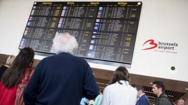Brussels Airport : encore 11 vols annulés au 2e jour de la grève chez Lufthansa