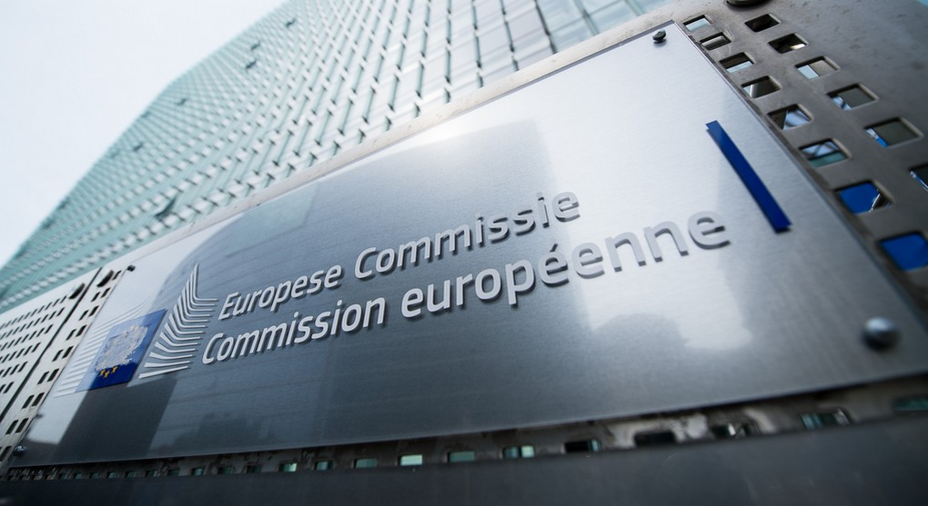 20150511 - BRUSSELS, BELGIUM: Illustration picture shows a building of the European Commission, on Monday 11 May 2015, in Brussels. BELGA PHOTO SISKA GREMMELPREZ