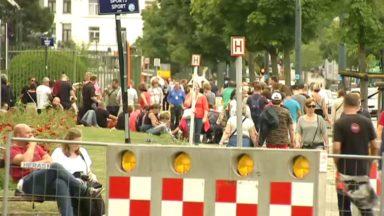Aucun incident à signaler suite au concert de U2 : moins de 6.000 voitures comptées